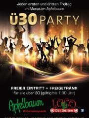 Ü30-Party im Apfelbaum // DESPERADOS PROMO!