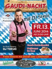 Gaudi Nacht – Special: Weißwurst for free