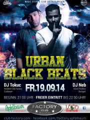 Urban Black Beats