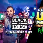 BLACK vs. House & Ü30 Partynacht