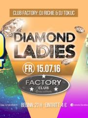 Diamond Ladies & Ü30 Partynacht