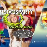 GEBURTSTAGSPARTY – ICH FEIER MICH