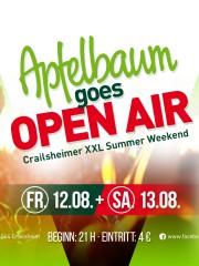 Apfelbaum goes OPEN AIR
