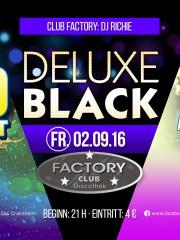 Deluxe BLACK + Ü30 Partynacht