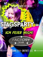 Geburtstagsparty – Ganz Crailsheim feiert B-Day