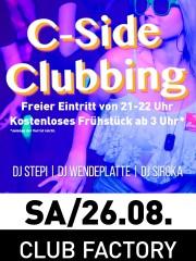 C-Side Clubbing – Crailsheim eskaliert!