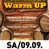 Volksfest Warm UP