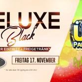 DELUXE BLACK – Das Original in Black präsentiert Club Factory