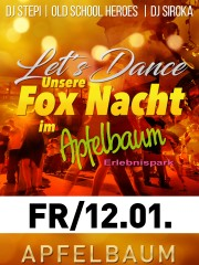 Let´s Dance die FOX NACHT