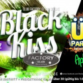 Ü30 Partynacht & BLACK KISS