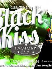 Ü30 Partynacht & BLACK KISS