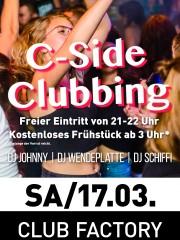 C-Side Clubbing :: Crailsheim eskaliert!