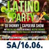 Latino Party mit Capoeira Show