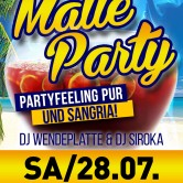 MALLE PARTY – Sangria & Partyfeeling im Club Factory & Apfelbaum