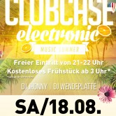 Clubcase – Electronic Music Summer in Crailsheim