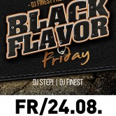 Black Flavour Friday