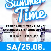 Summer Time – Wir lieben den Sommer!