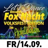 Let's Dance – Die FOX NACHT – Volksfest Edition