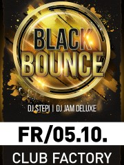 Black Bounce im Club Factory