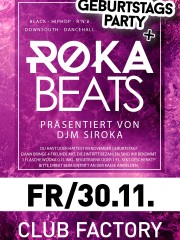 ROKA BEATS by DJ Siroka | Club Factory