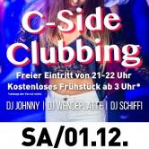 C-Side Clubbing :: Ganz Crailsheim feiert!