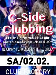 C-Side Clubbing :: Crailsheim feiert!