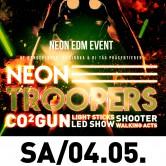 NEON Troopers – Big EDM Event