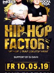 Hip Hop Factory w/ Highfive Soundsystem