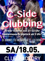 C-Side Clubbing : Crailsheim feiert!