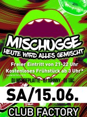 Mischugge | Apfelbaum & Club Factory Crailsheim