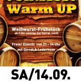 Das Crailsheimer Volksfest Warm-Up Highlight
