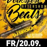 Volksfest Aftershow BEATS by DJ Siroka