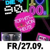 90er, 2000er und die Top Hits von Heute