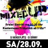Mixed Up | Apfelbaum & Club Factory Crailsheim