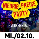 Niedrig Preise Party in Crailsheim