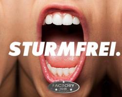 Sturmfrei!