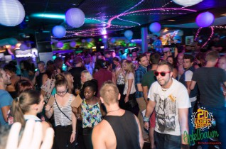 20 Jahre Apfelbaum & Club Factory – Freitag, 14.08.15