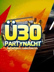 Ü30 Partynacht & 100% BLACK