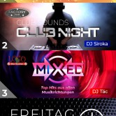 Ü30 Partyalarm im Apfelbaum / Club Night im Factory / Mixed im Loco