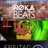 Ü30 Partyalarm Apfelbaum / ROKA BEATS Factory / Mixed Loco