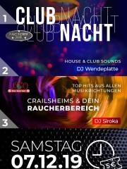 Club Nacht im Apfelbaum & Club Factory
