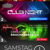 Club Night & Latino Party | Apfelbaum & Club Factory Crailsheim