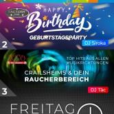 SCHLAGER-Party & Geburtstagsparty im Apfelbaum und Club Factory