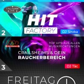 Fox Nacht Apfelbaum / Hit Factory im Club Factory