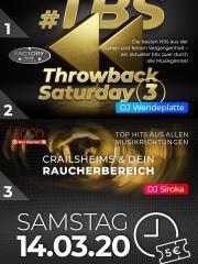 Throwback Saturday I Apfelbaum & Club Factory
